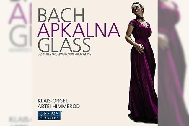 CD: KLASSIK: Bach und der Minimalist