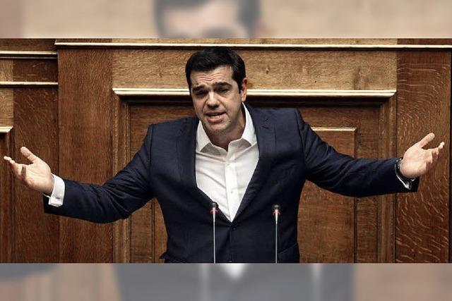 Keine Atempause für Alexis Tsipras