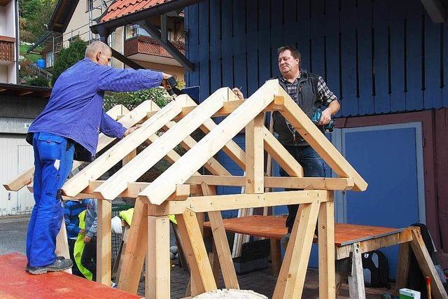 Brauchtum rund ums Haus bauen