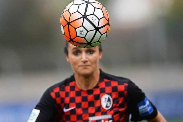 Lina Magull erstmals ins Fußball-Nationalteam berufen