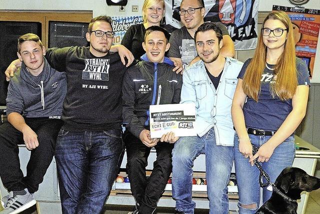 AJZ Wyhl ist für Ehrenamtswettbewerb nominiert