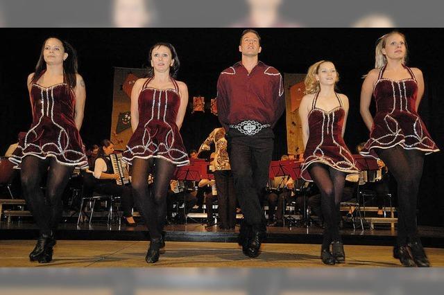 Tanz, Gesang und virtuoses Tastenspiel