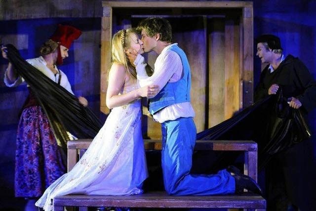 Romeo und Julia im Kurhaus in Badenweiler