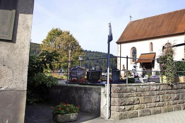 Barrierefrei zur Kirche