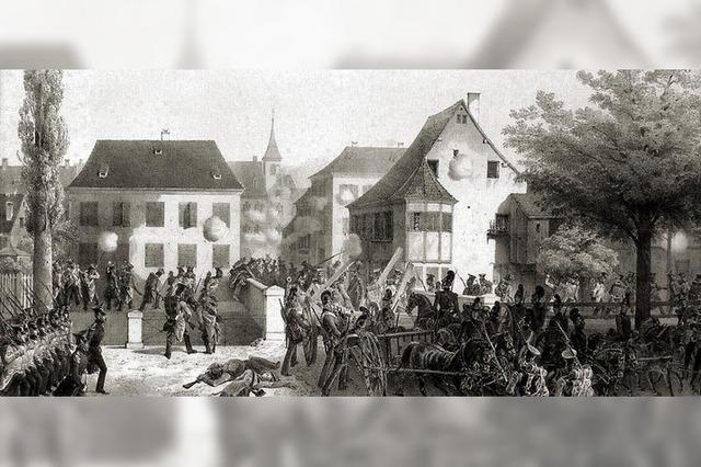 Über Leben und Werk des Lörracher Malers Friedrich Kaiser
