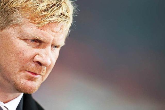 Effenberg ist neuer Trainer des SC Paderborn