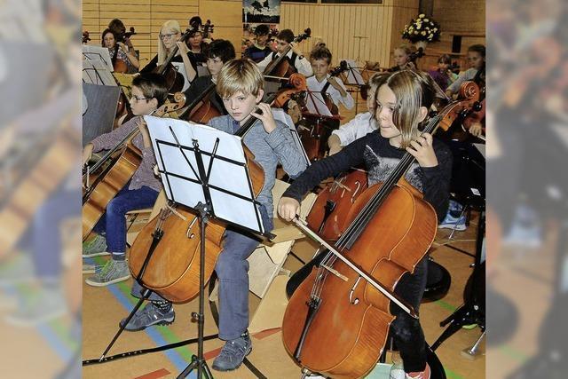 Beatles und Bach – alles geht am Cello