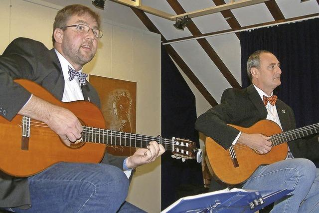 Wiesentäler Kulturwochen in Schönau: Satire und Heimatgeschichte