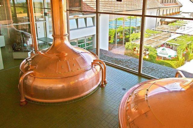 Noch mehr Bier aus Waldhaus
