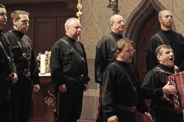 Hörbar bis in den hintersten Winkel der Kirche