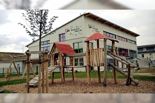 Entspannung in den Kindergärten