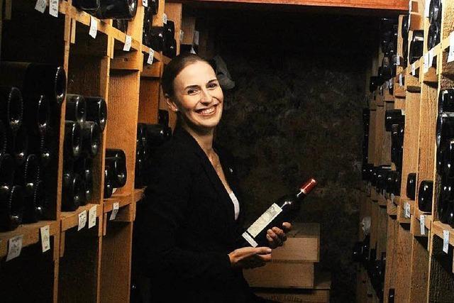 Hohe Auszeichnung für Sommelière Melanie Wagner