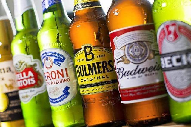 Fusion der Braugiganten: Bier könnte billiger werden