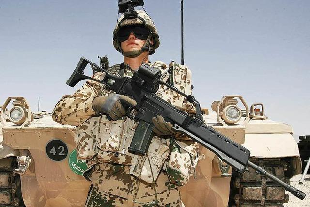 Soldaten haben keine Probleme mit G36 – Gewehr voreilig ausgemustert?