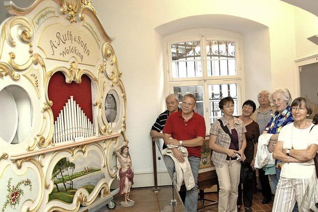 Konzerte, Führungen und Ausstellung in Waldkirch
