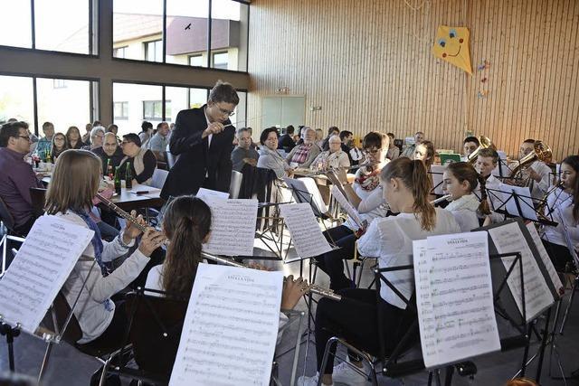 Musiker-Nachwuchs zeigt sein Können