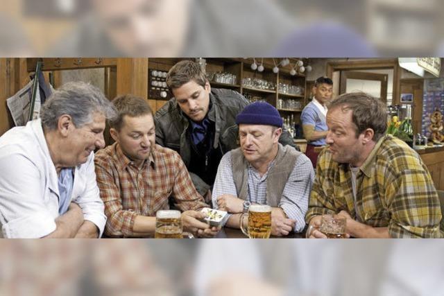 Für Profis und Anfänger (Kurs mit Nikolaus König, Thomas Ketterer und Martin Wangler ) in Breitnau