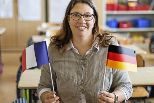 Charlotte von Schroeter ist die neue Leiterin der Deutsch-Französischen Grundschule