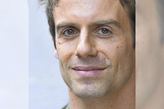 BZ-Fragebogen: Konrad Singer, Schauspieler am Theater Freiburg