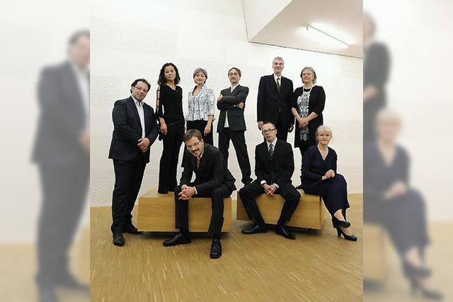 Das Ensemble Recherche gastiert im Morat-Institut Freiburg