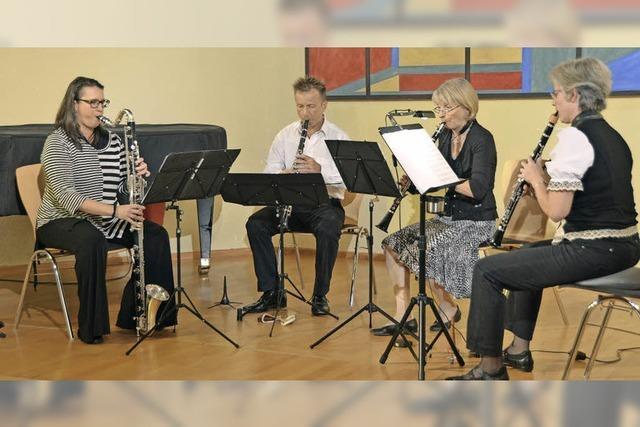 Die Vielfalt der Klarinette
