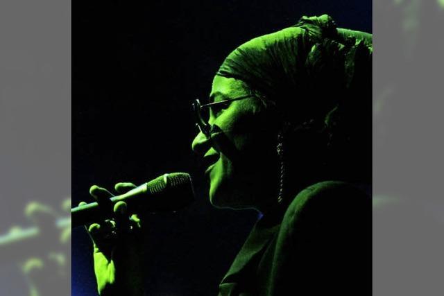 Melody Gardot im Palais de la Musique et des Congrès