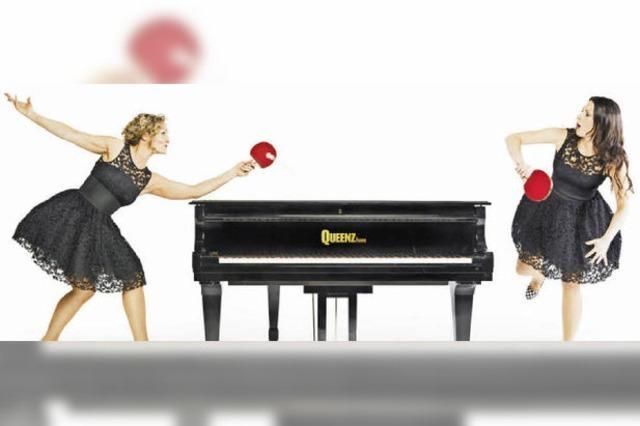 Die Queenz of Piano im Kurhaus