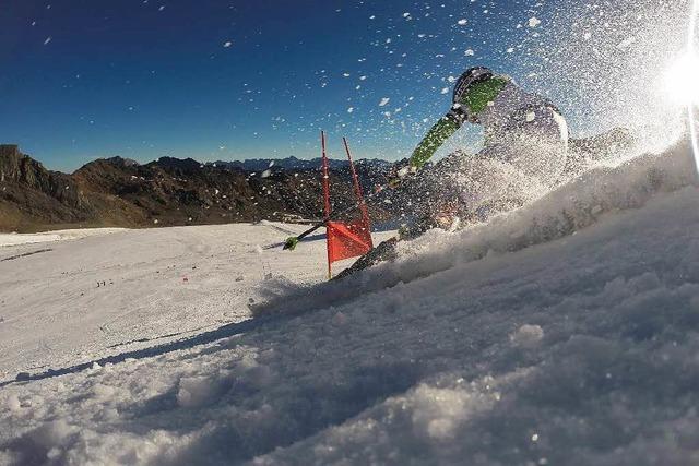 Wie sich der alpine Skirennfahrer David Ketterer seinen größten Wunsch erfüllen will