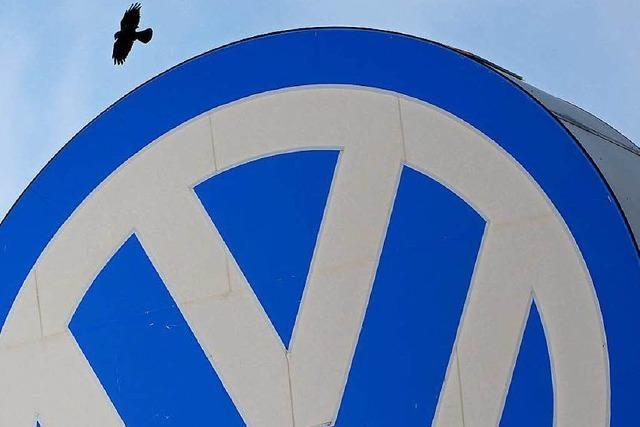 Amt ordnet Rückruf von VW-Diesel-Fahrzeugen an