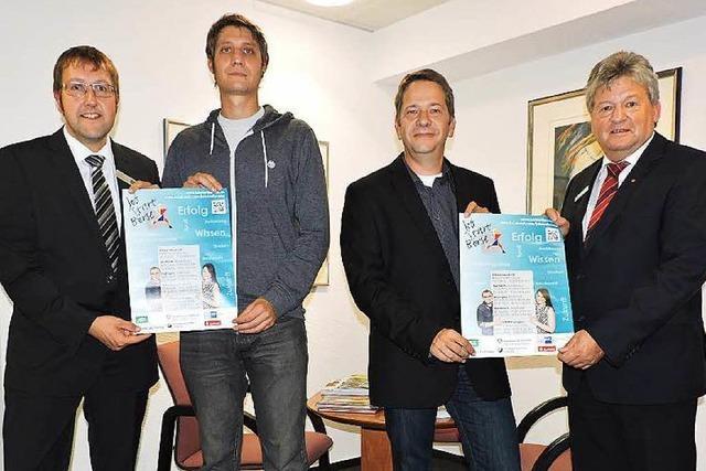 Jobstartbörse Waldkirch: 250 Berufsbilder für 1000 Schüler