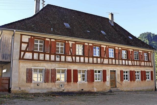 Was wird aus dem Ernst-Leitz-Haus in Sulzburg?