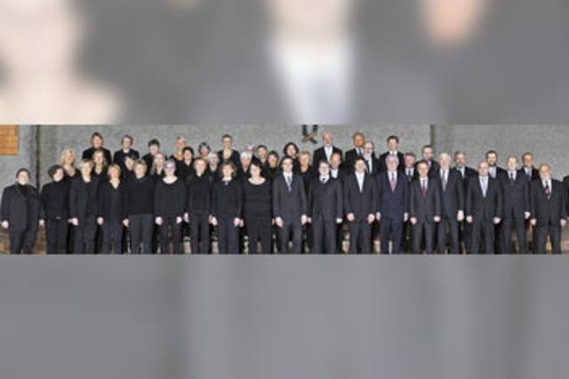 Kammerchor Hochrhein und Kammerphilharmonie Karlsruhe in Waldshut
