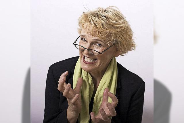 Barbara Kuster in Emmendingen
