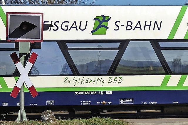 Verschleppt das Eisenbahn-Bundesamt die Planung der Breisgau-S-Bahn?