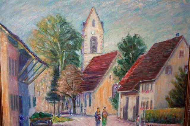 Elf Maler und 33 Bilder