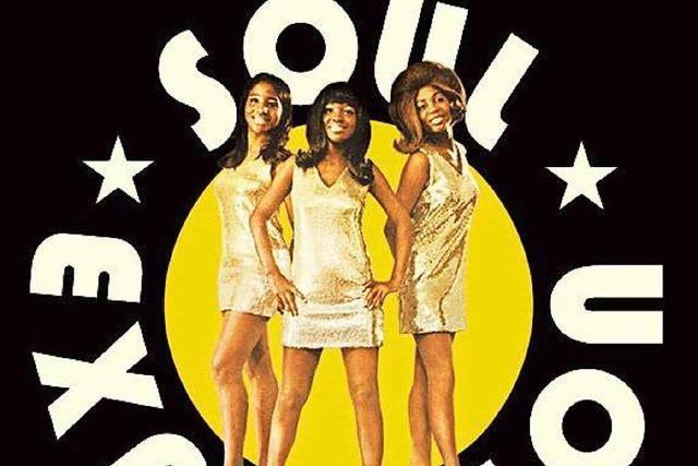 Soul Explosion im Freiburger Jazzhaus