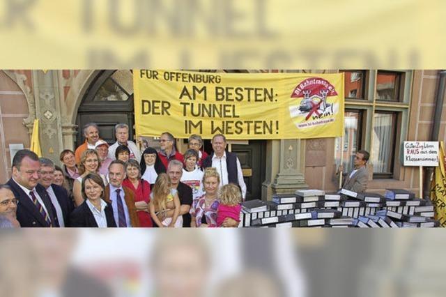 Zehn Jahre Bahnprotest