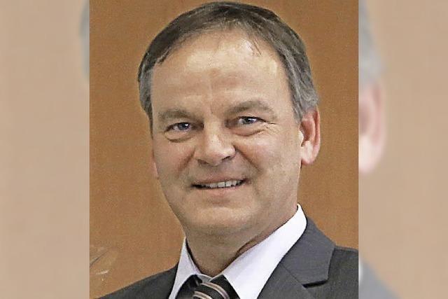 Landrat Scherer will erneut antreten