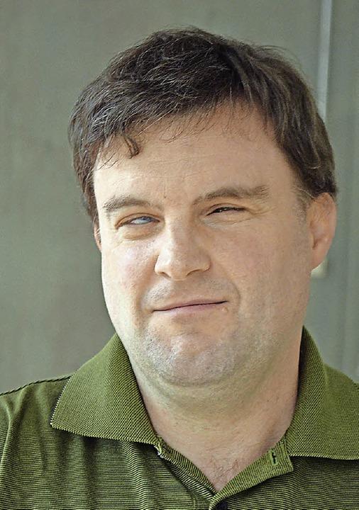 Dirk Furtwängler    Foto: Britta Wieschenkämper