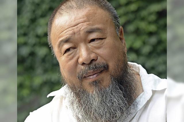 Ai Weiwei wird Professor