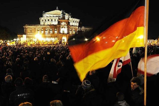 Ein Jahr Pegida – ein Jahr Hass, Verrohung und Aggressivität