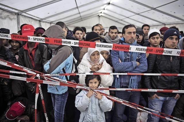 Bundestag billigt Asylpaket