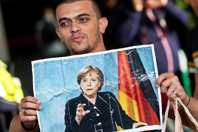 Flüchtlinge: Südbadische Oberbürgermeister stützen Merkel-Kurs