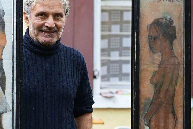 Freiburger Künstler aus der Türkei scheut die Vermarktung