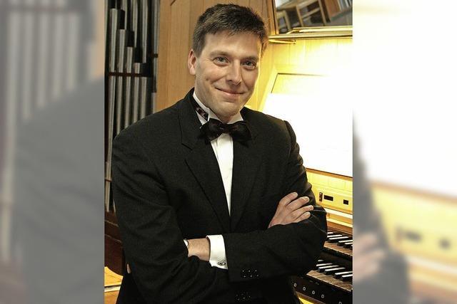 Christoph Bogon stellt Meilensteine barocker Orgelmusik vor