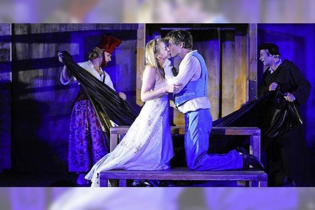 Shakespeare Company mit