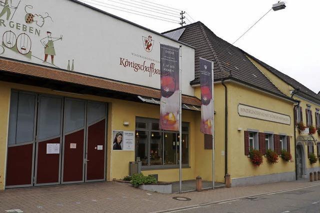 In Königschaffhausen wird gefeiert