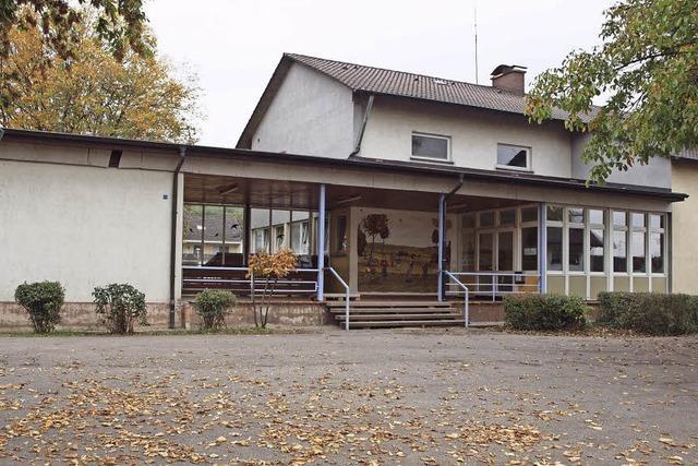 Mehr Wohnraum in Jechtinger Schule - 28 Flüchtlinge kommen unter