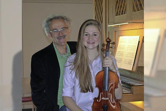 Gerhard und Pauline Gnann in Waldkirch-Buchholz