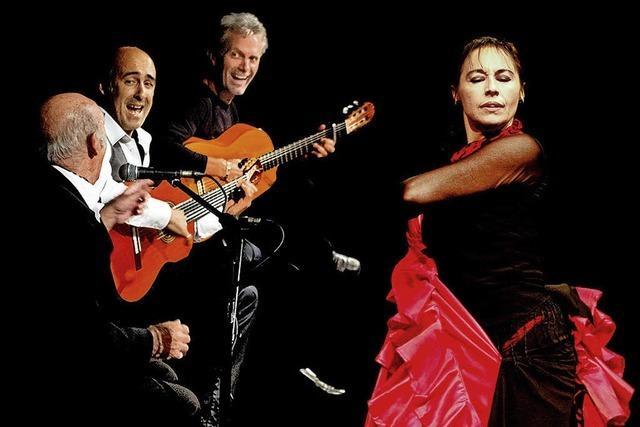Fiesta Flamenca mit El Jaleo in Freiburg